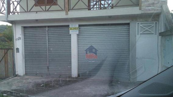 Salão Comercial Para Locação, Capoavinha, Mairiporã. - Sl0005