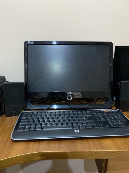 Computador Hp 4gb Ram