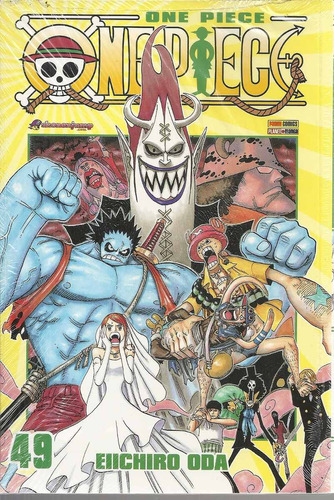 One Piece 49 - Panini - Bonellihq Cx116 I19