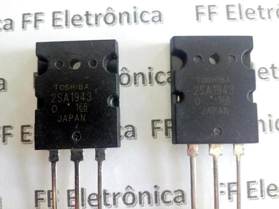 Transistor 2sa1943 Toshiba Original