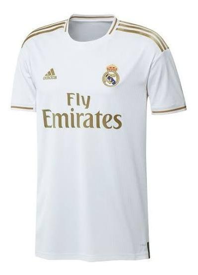 Camisa Masculina Real Madrid 2020 Hazard - Pronta Entrega