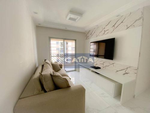 Imagem 1 de 30 de Lindo Apartamento No Carrão - Ap21414