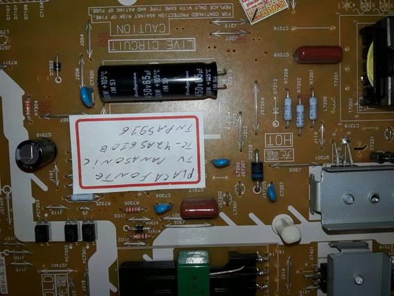 Placa Fonte Tv Panasonic Tc-42as610b