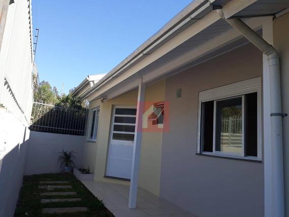 Casa Com 3 Dormitórios Para Alugar, 71 M² Por R$ 1.000,00/mês - Nossa Senhora Do Rosário - Caxias Do Sul/rs - Ca0037
