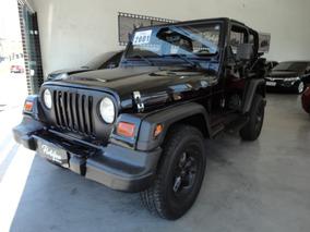 Jeep Wrangler Sport 4.0 4x4 Automático 2001