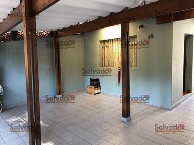 Casa Para Venda, 3 Dormitórios, Jardim Maristela - São Paulo - 7616