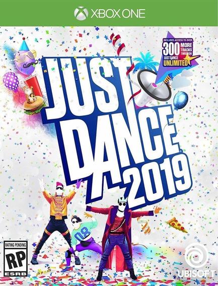Just Dance 2019 Xbox One Mídia Digital + 1 Jogo Grátis