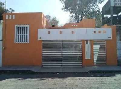 Hermosa Casa En Venta De Una Planta En Apizaco !!
