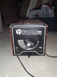 Maquina De Solda Transformadora Nm 250 110 220v Bambozzi