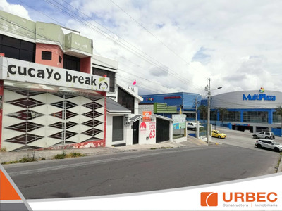 Casa Rentera En Venta Riobamba Sector Multiplaza