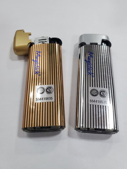 Encendedor Catalitico Magiclick Premium Vip X Unidad
