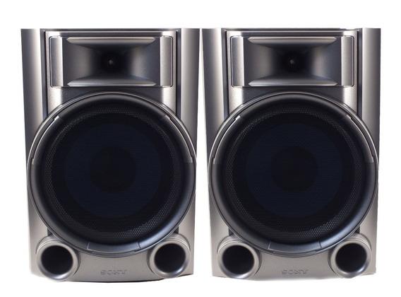 Kit 2 Caixas Acústicas Sony Ss-ec55s 65 Watts 6 Ohms A8900