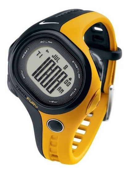 Relógio Nike - Wr0141-021 - Fury 50 Laps - Regular Nota Fisc