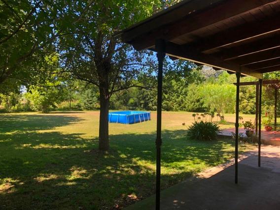 Casa De Campo Venta Baigorria Loft Terreno Jardin Pileta