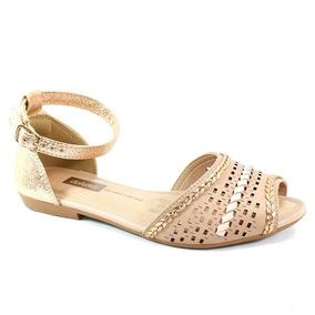 Sandália Dakota Transada Rosê Feminina Z3642