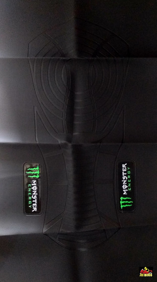Capa De Banco Pra Moto Honda Titan 125 150 160 Monsters