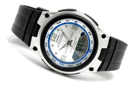 Relógio Casio Fishing Gear Aw-82-7avdf