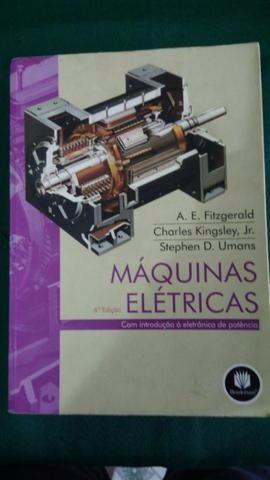 Máquinas Elétricas Com Introdução À Eletrônica De Potência