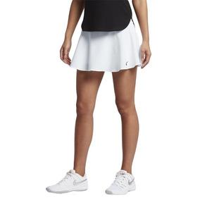 468ab99ef1c Saia Shorts Nkct Flx Pure Skirt Flouncy Branca Nike