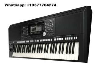 Teclado Yamaha Psr-s975 Arranger Workstation - Supreme!
