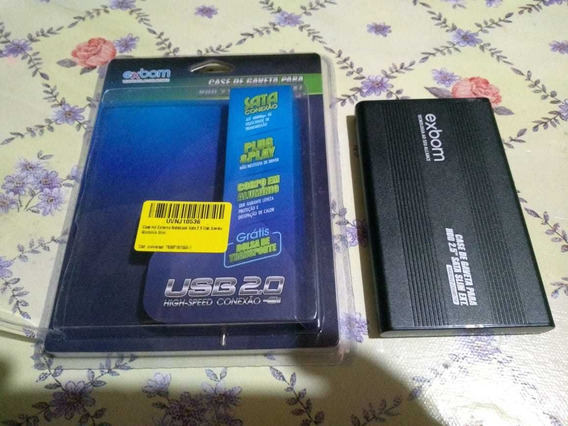 Hd Externo 500gb (semp Toshiba/ Notebook)