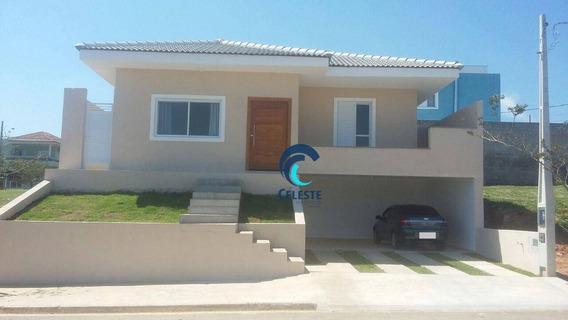 Casa À Venda, 145 M² Por R$ 500.000,00 - Residencial Terras Do Vale - Caçapava/sp - Ca0603