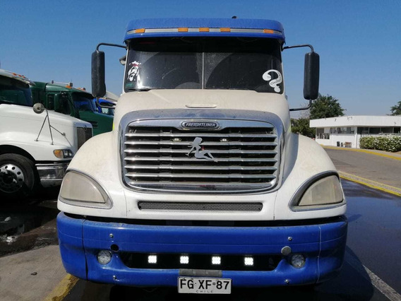 Tracto Camion Freightliner Columbia Cl 120, Año 2013