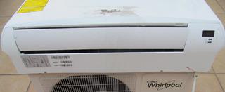 Whirlpool Minisplit Clima 1ton 110v Frio Calor 12000 Btu Uso