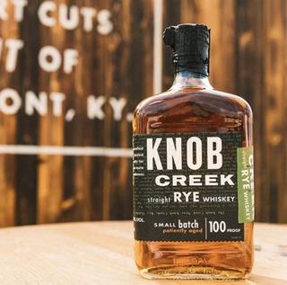 Whiskey Knob Creek Kentucky Straight Bourbon 1l