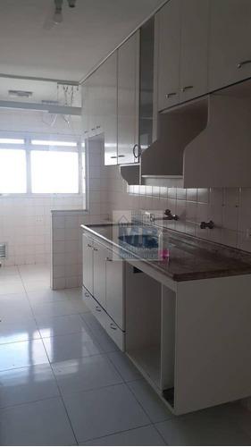 Apartamento Com 2 Dormitórios À Venda, 84 M² Por R$ 498.000,00 - Jardim Marajoara - São Paulo/sp - Ap3870