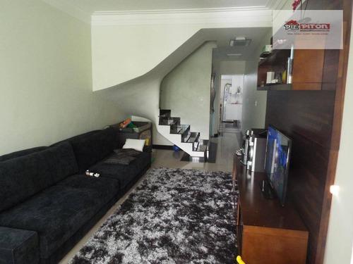 Imagem 1 de 16 de Sobrado Com 3 Dormitórios À Venda, 90 M² Por R$ 650.000,00 - Vila Ré - São Paulo/sp - So1503