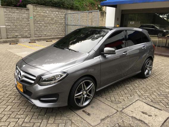 Mercedes-benz Clase B B180