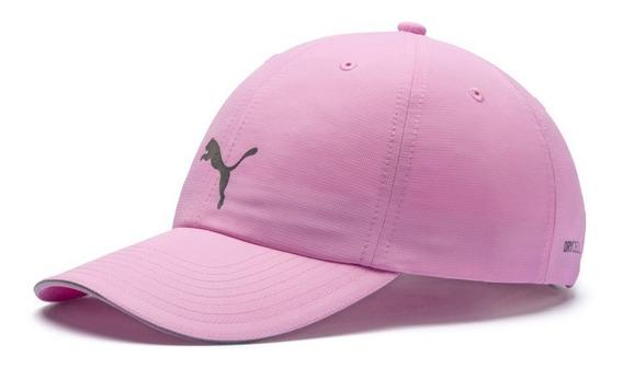 Puma Gorra Running Mujer Cap Ill Rosa