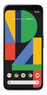 Google Pixel 4 XL Dual SIM 128 GB Just black 6 GB RAM