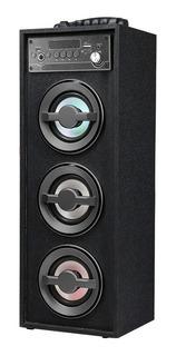Parlante Portatil Bluetooth Karaoke Kolke Kpm-276 + Mic