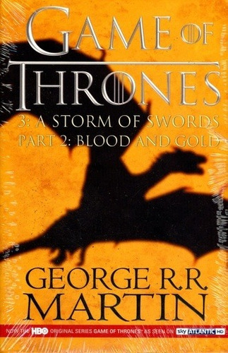Game Of Thrones - Storm Of Swords,a (vol.3) (part 2) Blood A