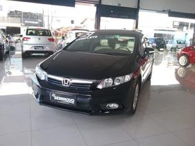 Honda Civic Lxr 2.0 16v Flex Aut. 2014