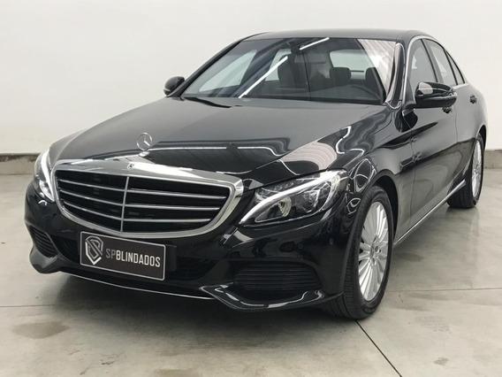 Mercedes C180 Exclusive 2018 Blindada Concept Niiia