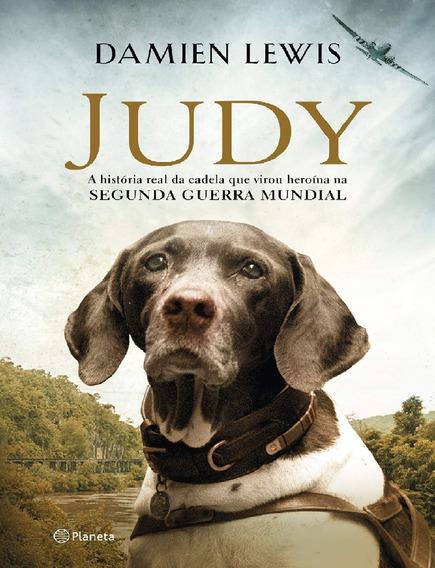 Livro Judy - Baseado Em Fatos Reais