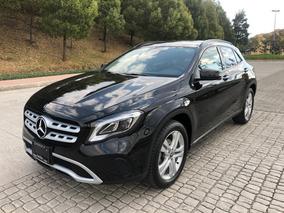 Mercedes-benz Clase Gla 200 2018 Piel Seminueva! Impecable!