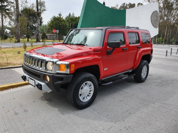 Hummer H3 5 Cilindros 4x4