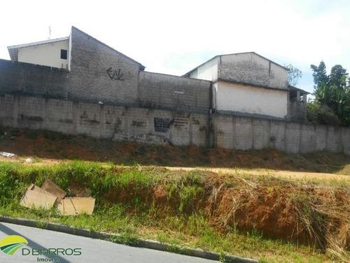 Imagem 1 de 3 de Terreno Com 145 M² Em Região Central De Tremembé/sp Excelente Localização Com Documentação Ok. - 4646 - 34723307