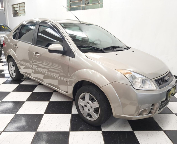 Ford Fiesta Sedan 1.6 Trend Flex 4p