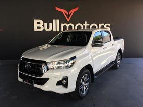 Toyota Hilux Srv 2.7 4x4 Cd 2019