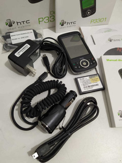 Htc P3301 Deluxe - Bluetooth, 2mp, Wi-fi