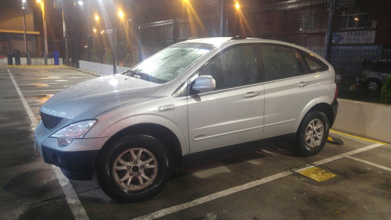 Ssangyong Actyon Suv 4x2