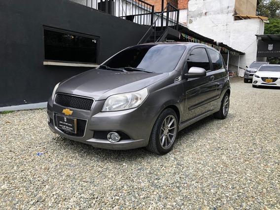Chevrolet Aveo Emotion Gti 1600 C.c. Mt