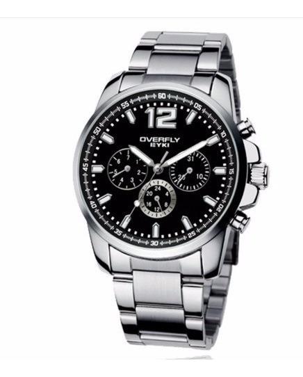 Relógio De Pulso Luxury Cód. R1000 - Original Frete Grátis