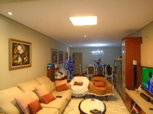 Apartamento Com 3 Dormitórios À Venda, 110 M² Por R$ 660.000,00 - Ponta Da Praia - Santos/sp - Ap4761