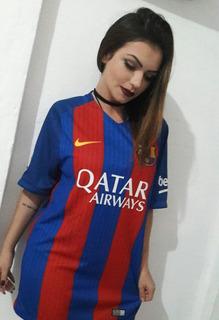 Camisa Barcelona Original Autografada Por Neymar Jr.